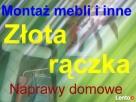 pomogę wMONTAŻU MEBLI, oświetlenia domowego i innychSprzętów Warszawa