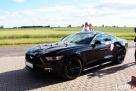 Auto do Ślubu! Czarny Ford Mustang - 7