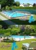 Nowy basen 9,50 m x 3,70 m x 1,55 m + zadaszenie Prestige 9 Jedlnia-Letnisko