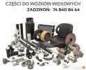 Wózki widłowe Legnica, części, opony