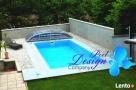 Nowy basen 4,80 m x 2,55 m x 1,00 m + zadaszenie Prestige 6 Jedlnia-Letnisko
