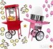 popcorn i wata cukrowa na imprezy, wynajem - Atrakcje - 1