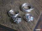 WARMET 8 KÓLEK pierścionek obraczka NIEZAPOMINAJKA WARMET Nowy Sącz