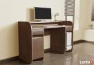 Nowoczesne biurko komputerowe Detalion dla gracza/studenta - 2