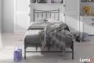 Łóżka metalowe sofy kute WZÓR 26J od Lak System Świerzawa