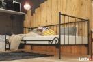 Łóżka metalowe młodzieżowe WZÓR 3 - Lak System Świerzawa
