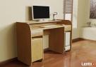 Nowoczesne biurko komputerowe Detalion dla gracza/studenta - 3