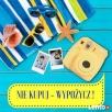 Nie Kupuj! Wypożycz aparat typu polaroid FUJI INSTAX MINI 8 Wrocław