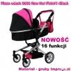 Mega Wózek Wielofunkcyjny Dla Lalek - 16 FUNKCJI - 1