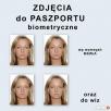 Zdjęcia do paszportów i wiz, do innych dokumentów
