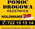 POMOC DROGOWA Laweta 24 Assistance Kałuszyn Mińsk Mazowiecki