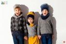 Czapki dla dzieci dla chłopca na jesień zimę Broel 37-57 - 2