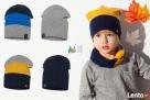Czapki dla dzieci dla chłopca na jesień zimę Broel 37-57 - 4