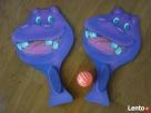 NOWE paletki + piłeczka do gry w ping-ponga