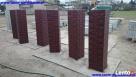 Ogrodzenia betonowe imitacja ogrodzeń klinkierowych - 2