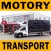 Transport motorów motocykli skuterów Polska Niemcy Holandia