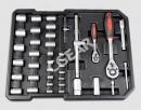 Zestaw narzędzi w walizce 189elem. - 3