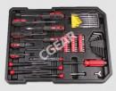 Zestaw narzędzi w walizce 189elem. - 4