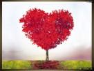 Drzewko miłości, Obraz na płótnie, Canvas, TRYPTYK, sklep - 1
