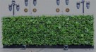 Ogród wertykalny Pixel Garden Zielona ściana Model L3 - 3