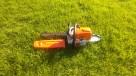 PILARKA spalinowa STIHL MS391 4.5KM wynajem wypożyczalnia - 2