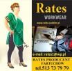 Odzież Robocza i Medyczna firmy RATES - 5