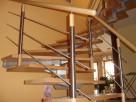 schody, barierki nierdzewne nowoczesne, balkony. kuchnie - 7