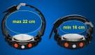 Zegarek sportowy cyfrowo-analogowy 3 kolory miękki pasek - 6