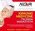 Technik Masażysta 0 zł w NOVA CE Włocławek