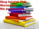 Skup książek płyt CD Winylowych winyli Warszawa NIE PRZEBIER