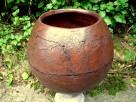 Ceramiczna kula ogrodowa 29 cm. mrozoodporna. - 7