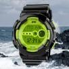 Super kolorowy zegarek HIPSTERSKI jaskrawe kolory WR50 - 7