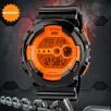 Super kolorowy zegarek HIPSTERSKI jaskrawe kolory WR50 - 8