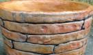 Ceramiczna donica ogrodowa 40x40 cm. mrozoodporna - 2