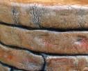 Ceramiczna donica ogrodowa 40x40 cm. mrozoodporna - 3