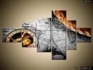 Zabytkowa mapa, OBRAZY, Canvas, obraz na płótnie, prezent - 5