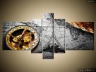 Zabytkowa mapa, OBRAZY, Canvas, obraz na płótnie, prezent - 3