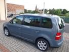 VW Touran 2.0 TDi 140 koni CARAT 124 000 km 2005r