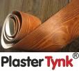 elastyczna deska elewacyjna PlasterTynk imitacja drewna - 1