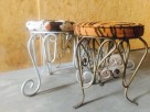 Taboret - stolek robiony na zamowienie - kute - 3