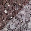 Grys Kamień Ozdobny do Ogrodu PLUM SLATE 30-60mm 25KG - 4