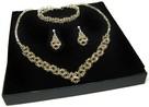 Biżuteria Ślubna Swarovski - komplet - 2