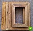 Ramy lusterm ze starego drewna - 3