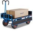 Produkcyjny wózek transportowy ładowność 700kg nowy
