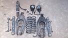 Komplet SPRĘŻYNY Tył Prawy i Lewy Mercedes W210 3.0 TD KOMBI - 2