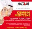 Technik masażysta z fizjoterapią i elementami rehabilitacjii