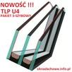 Okno dachowe OptiLight TLP U4 78x118 cm 3 szyby PCV - 3
