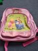 plecak różowy kubuś puchatek