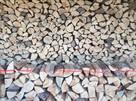 Drewno kominkowe i opałowe - BUK DĄB JESION  GRAB