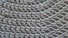 Elegancki dywan robiony ręcznie na szydełku